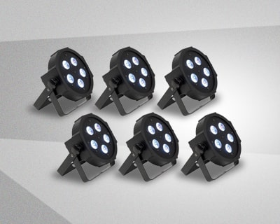 LED Up Lighting Packages