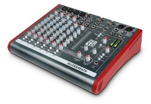 New Allen & Heath ZED-10