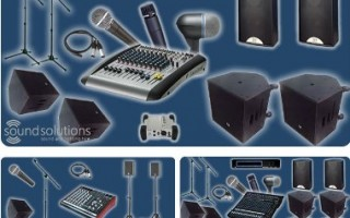 New Sound Hire Packages