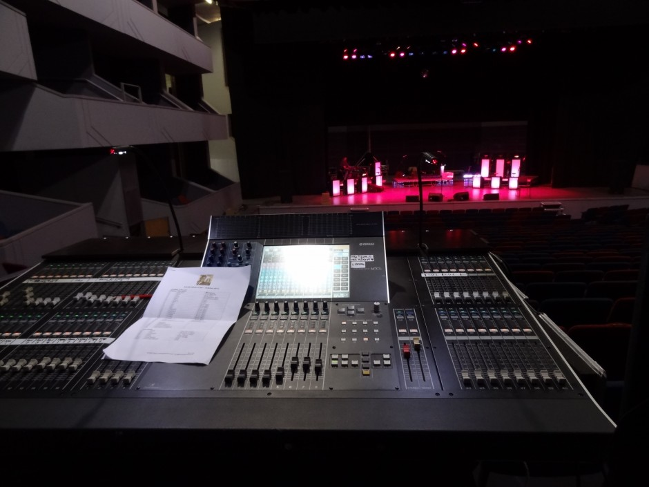 Sound Solutions Equipment For Andy Abrahams