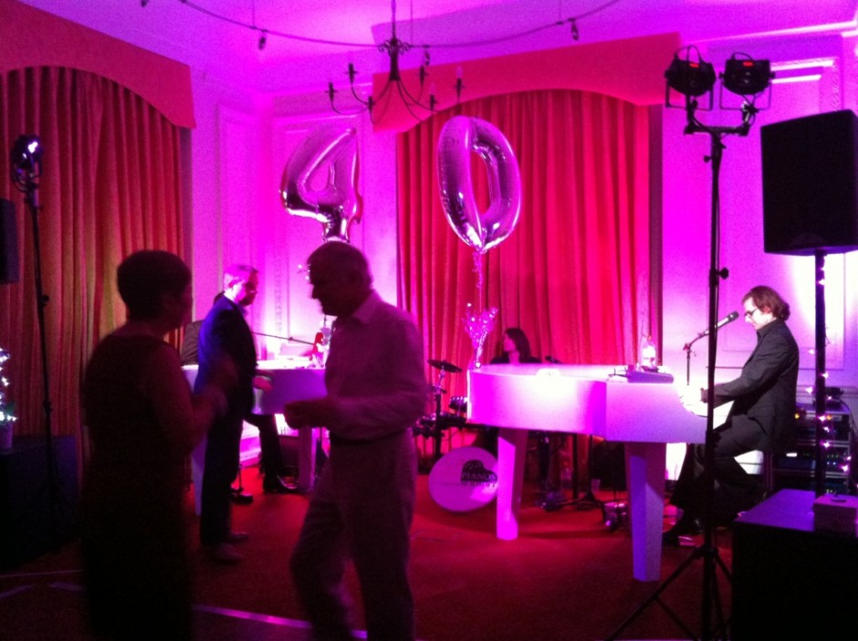 Sound Solutions Party Pianos