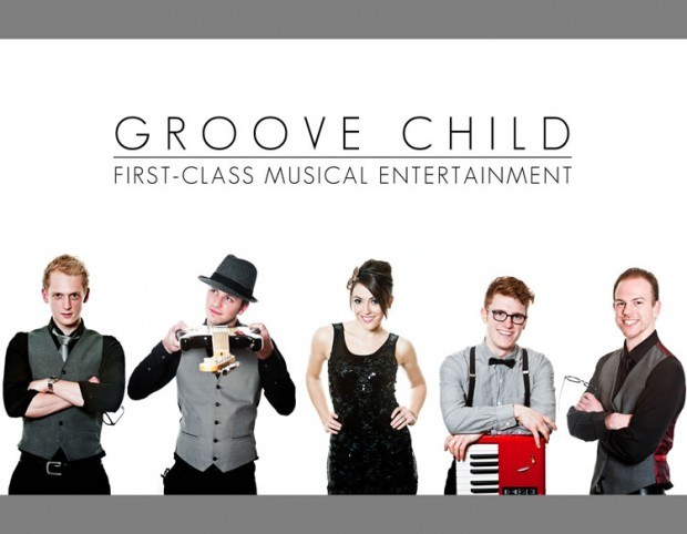 Groove Child Band PA Hire London