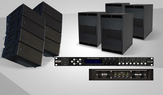 line array package 2