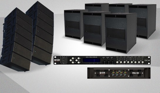 line array package 3