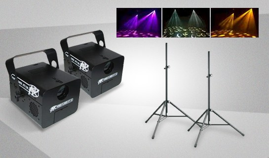 Party Lighting Package Small
