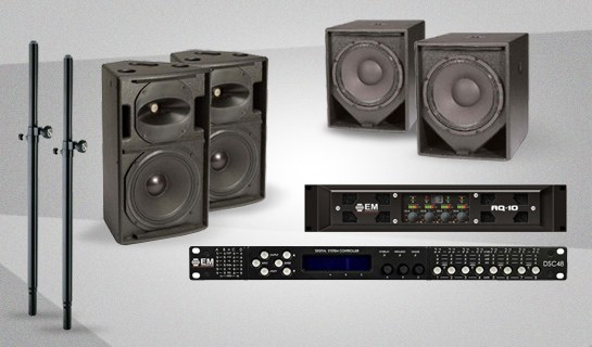 Turbosound Package 1